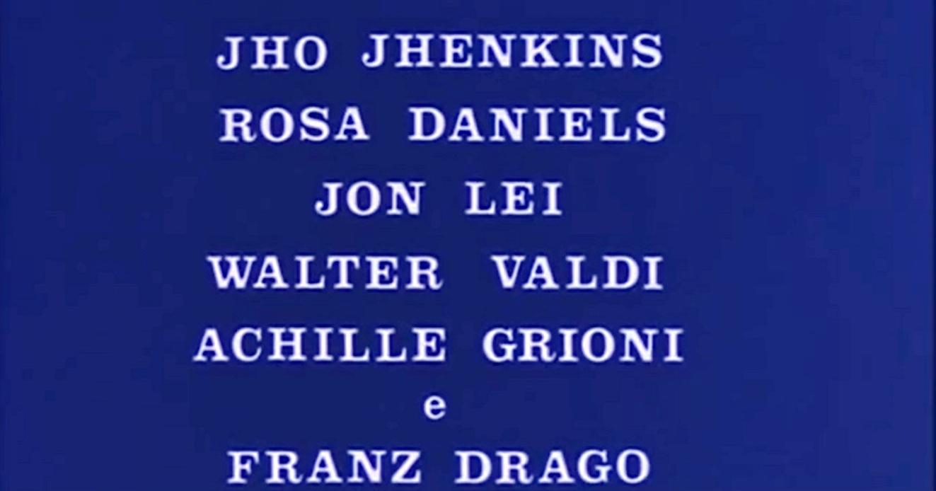 Jon Lei - La principessa nuda (1976) (foto 4)