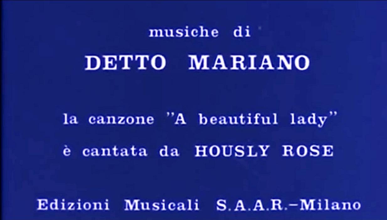 Jon Lei - La principessa nuda (1976) - musiche di Detto Mariano (foto D)