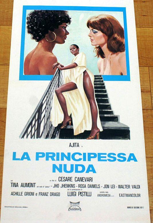 Jon Lei - La principessa nuda (locandina) (foto 2)