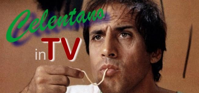 Celentano in tv