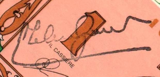 """Il """"Centone del Clan"""" veniva distribuito all'interno di un disco tris per poter usufruire dello sconto di 100 Lire sull'acquisto di un altro disco Clan. Entrambi i lati del Centone sono uguali, a parte la stampa su un lato di […]"""