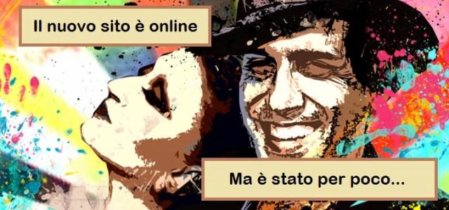 Finalmente è tornato online il sito ufficiale di Adriano Celentano, ma solo per poco tempo. I pochi fortunati che sono riusciti a dare una sbirciatina, avranno visto un sito molto ben fatto, anche se ancora con qualche errore quà e […]